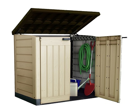 Keter Store It Out Max Outdoor Plastic Garden Storage Shed