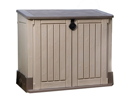 Keter Store It Out Midi Outdoor Plastic Garden Storage Shed