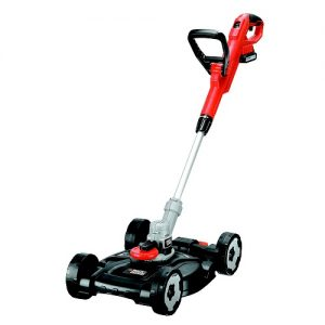 black and decker lawn mower review