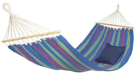 Amazonas Aruba Juniper Weather Proof Spreader Bar Hammock