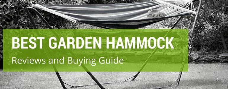 best garden hammock