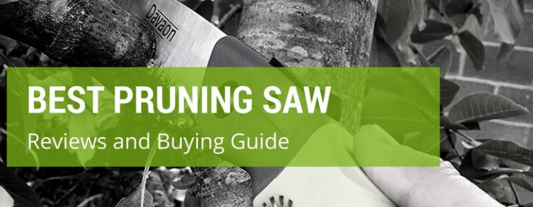 Best Pruning Saw [Buying Guide + Reviews]