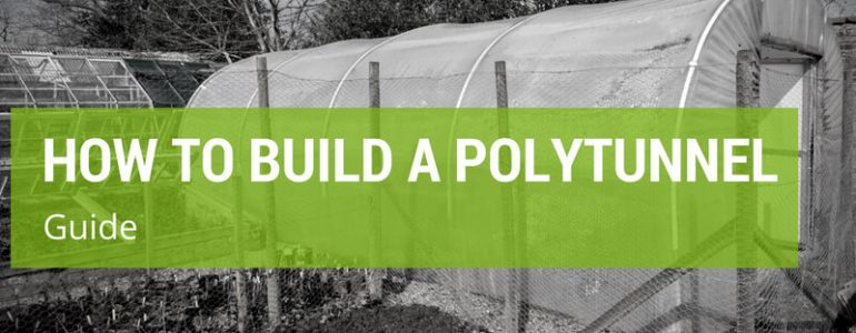 How To Build A Diy Or Kit Polytunnel Greenhouse
