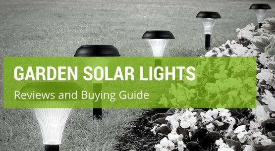 best solar garden lights reviews