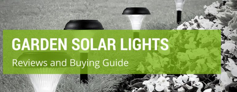 best solar garden lights reviews