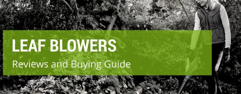 best leaf blower vacuum mulcher reviews