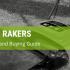 best lawn raker scarifier