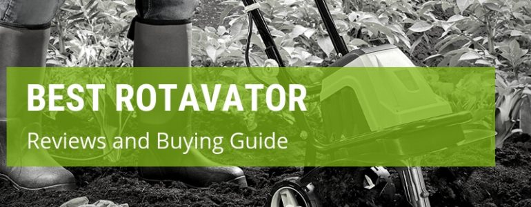 best rotavator reviews