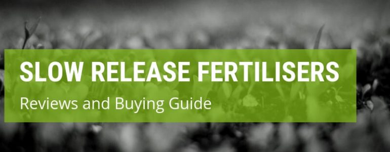best slow release fertiliser reviews