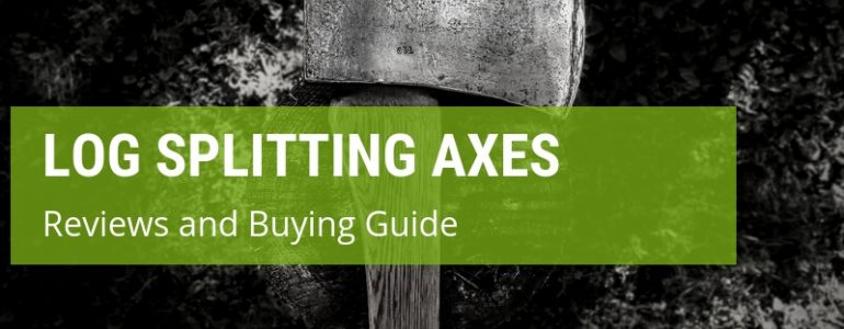 best log splitting axe