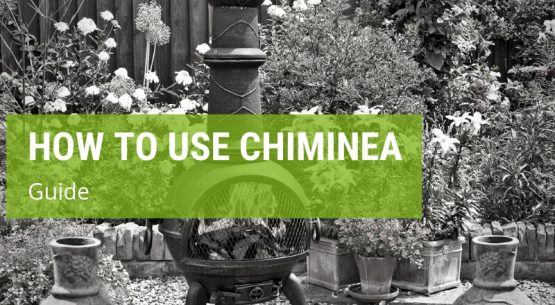 chiminea how to use