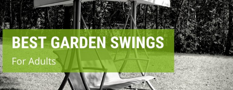 best garden swings for adults