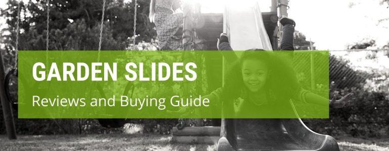 best garden slide