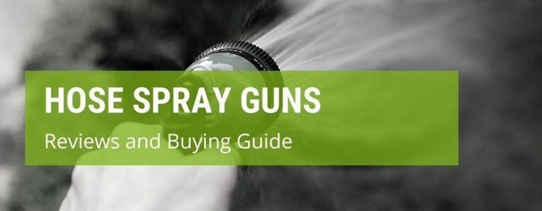 best garden hose spray gun